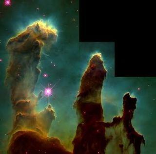 Eagle nebulae