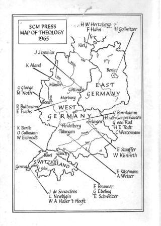 SCM Map