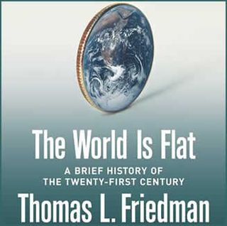 The_World_Is_Flat_A_Brief_History_of_the_Twenty_first_Century_Thomas_L_Friedman_compact_discs