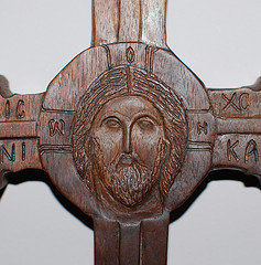 Cruciform god