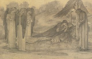 Study_for_The_Nativity,_by_Edward_Burne-Jones