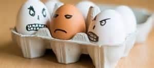 Hate eggs