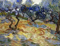 Gethsemane  van gogh