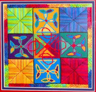 Trinity tapestry