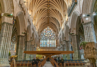 Exeter-Cathedral-Nave-looking-West