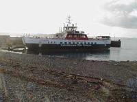 P68262largs_ayrshire_scotlandferry_